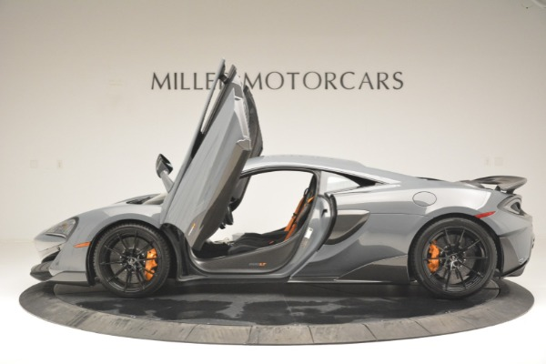 New 2019 McLaren 600LT Coupe for sale Call for price at Pagani of Greenwich in Greenwich CT 06830 15