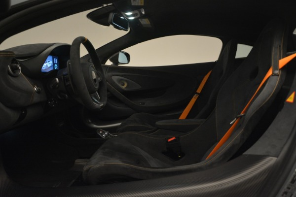 New 2019 McLaren 600LT Coupe for sale Call for price at Pagani of Greenwich in Greenwich CT 06830 18