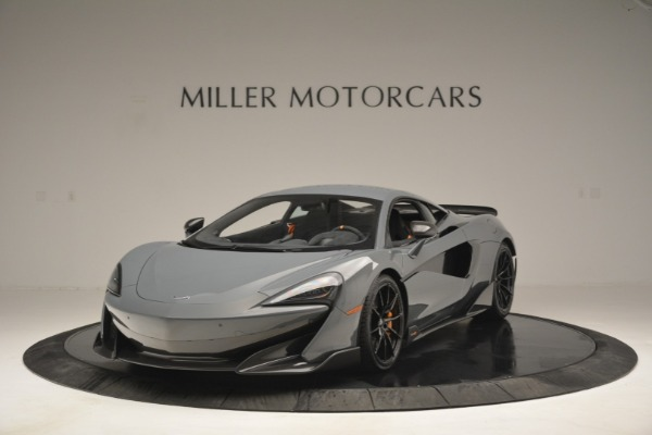 New 2019 McLaren 600LT Coupe for sale Call for price at Pagani of Greenwich in Greenwich CT 06830 2
