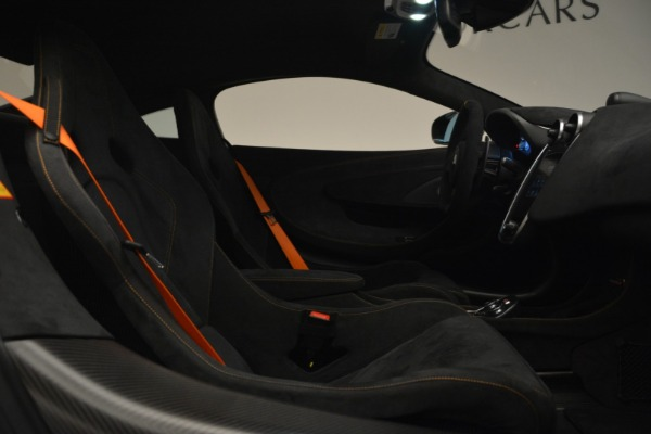 New 2019 McLaren 600LT Coupe for sale Call for price at Pagani of Greenwich in Greenwich CT 06830 21