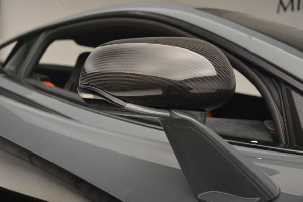 New 2019 McLaren 600LT Coupe for sale Call for price at Pagani of Greenwich in Greenwich CT 06830 24