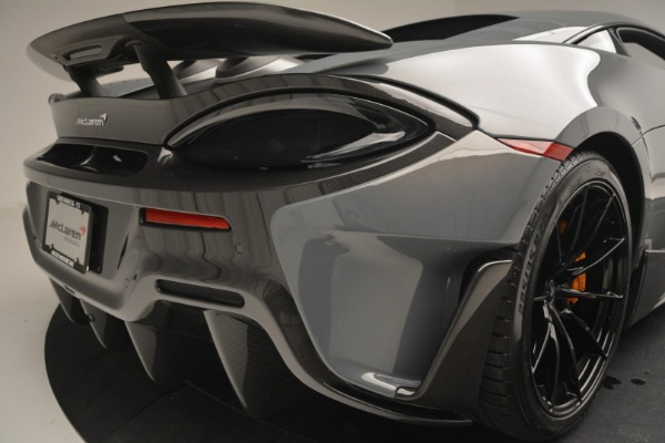 New 2019 McLaren 600LT Coupe for sale Call for price at Pagani of Greenwich in Greenwich CT 06830 25