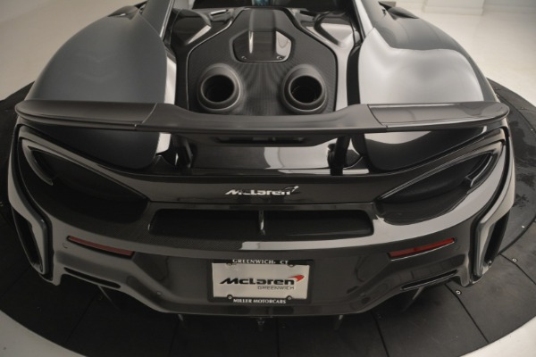 New 2019 McLaren 600LT Coupe for sale Call for price at Pagani of Greenwich in Greenwich CT 06830 26
