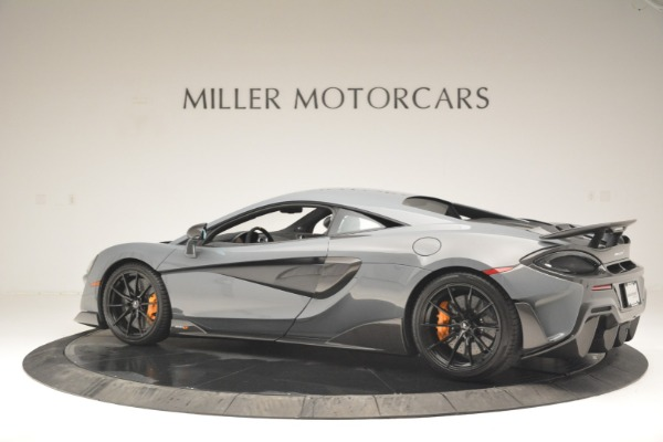 New 2019 McLaren 600LT Coupe for sale Call for price at Pagani of Greenwich in Greenwich CT 06830 4