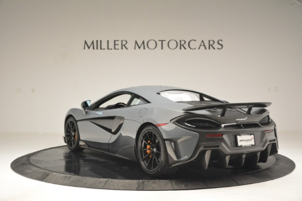 New 2019 McLaren 600LT Coupe for sale Call for price at Pagani of Greenwich in Greenwich CT 06830 5