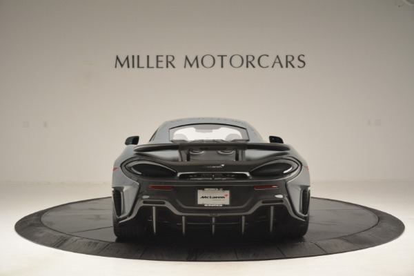 New 2019 McLaren 600LT Coupe for sale Call for price at Pagani of Greenwich in Greenwich CT 06830 6