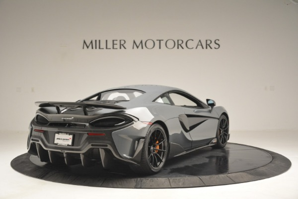New 2019 McLaren 600LT Coupe for sale Call for price at Pagani of Greenwich in Greenwich CT 06830 7