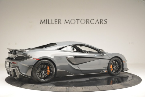 New 2019 McLaren 600LT Coupe for sale Call for price at Pagani of Greenwich in Greenwich CT 06830 8