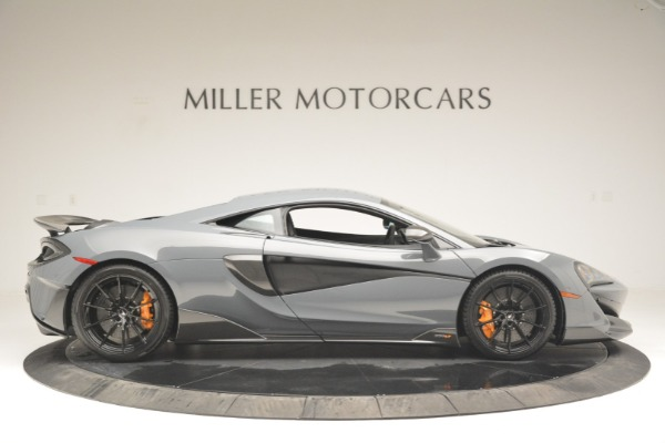 New 2019 McLaren 600LT Coupe for sale Call for price at Pagani of Greenwich in Greenwich CT 06830 9