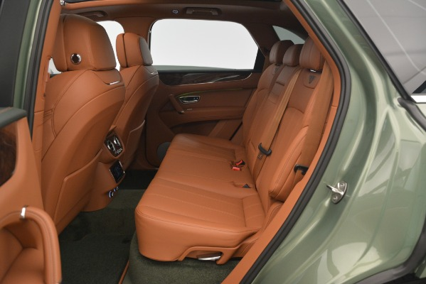 New 2019 Bentley Bentayga V8 for sale Sold at Pagani of Greenwich in Greenwich CT 06830 27