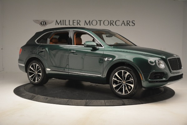 New 2019 Bentley Bentayga V8 for sale Sold at Pagani of Greenwich in Greenwich CT 06830 10