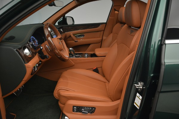 New 2019 Bentley Bentayga V8 for sale Sold at Pagani of Greenwich in Greenwich CT 06830 20