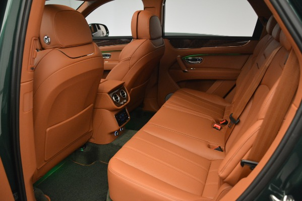 New 2019 Bentley Bentayga V8 for sale Sold at Pagani of Greenwich in Greenwich CT 06830 25