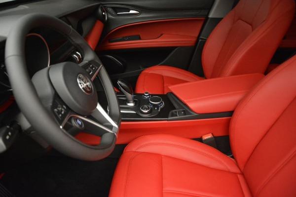 New 2019 Alfa Romeo Stelvio Q4 for sale Sold at Pagani of Greenwich in Greenwich CT 06830 14
