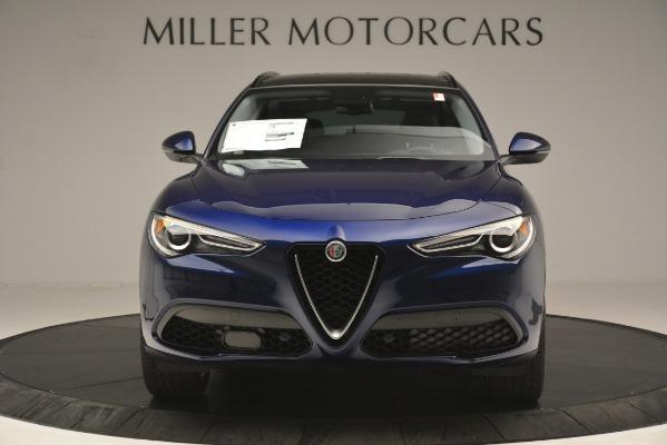 New 2019 Alfa Romeo Stelvio SPORT AWD for sale Sold at Pagani of Greenwich in Greenwich CT 06830 12
