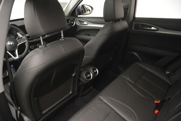 New 2019 Alfa Romeo Stelvio SPORT AWD for sale Sold at Pagani of Greenwich in Greenwich CT 06830 18