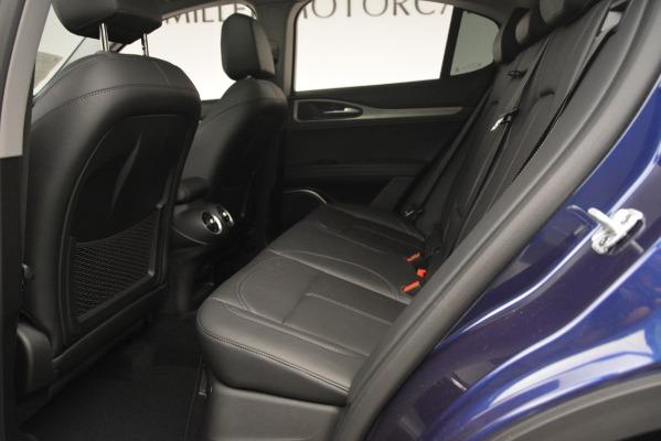 New 2019 Alfa Romeo Stelvio SPORT AWD for sale Sold at Pagani of Greenwich in Greenwich CT 06830 19
