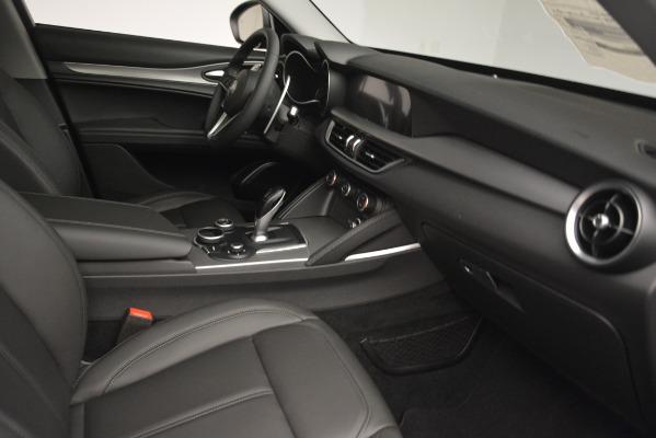 New 2019 Alfa Romeo Stelvio SPORT AWD for sale Sold at Pagani of Greenwich in Greenwich CT 06830 22