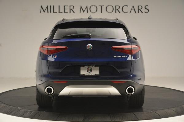 New 2019 Alfa Romeo Stelvio SPORT AWD for sale Sold at Pagani of Greenwich in Greenwich CT 06830 6