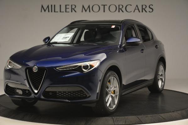 New 2019 Alfa Romeo Stelvio SPORT AWD for sale Sold at Pagani of Greenwich in Greenwich CT 06830 1