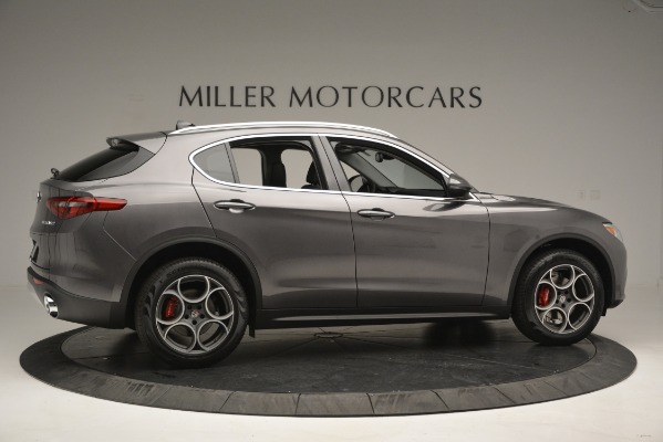 New 2019 Alfa Romeo Stelvio Q4 for sale Sold at Pagani of Greenwich in Greenwich CT 06830 11