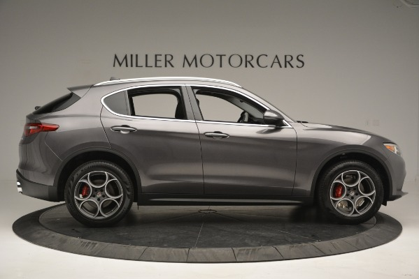 New 2019 Alfa Romeo Stelvio Q4 for sale Sold at Pagani of Greenwich in Greenwich CT 06830 12