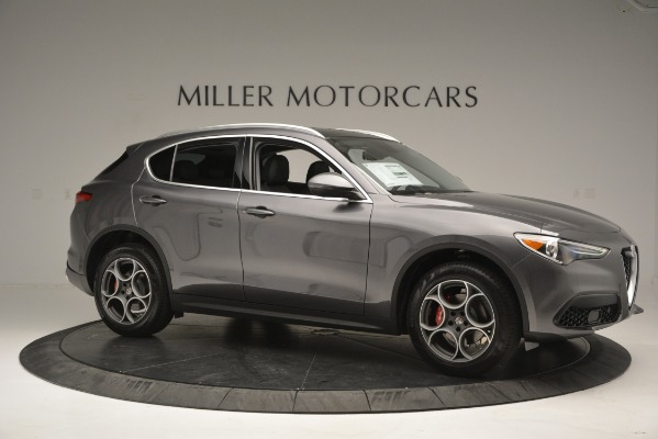 New 2019 Alfa Romeo Stelvio Q4 for sale Sold at Pagani of Greenwich in Greenwich CT 06830 13