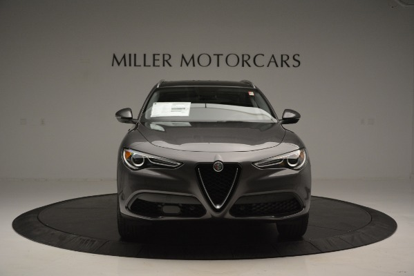 New 2019 Alfa Romeo Stelvio Q4 for sale Sold at Pagani of Greenwich in Greenwich CT 06830 16