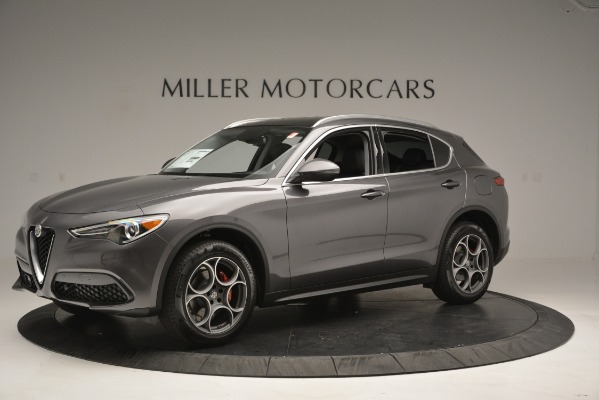 New 2019 Alfa Romeo Stelvio Q4 for sale Sold at Pagani of Greenwich in Greenwich CT 06830 2