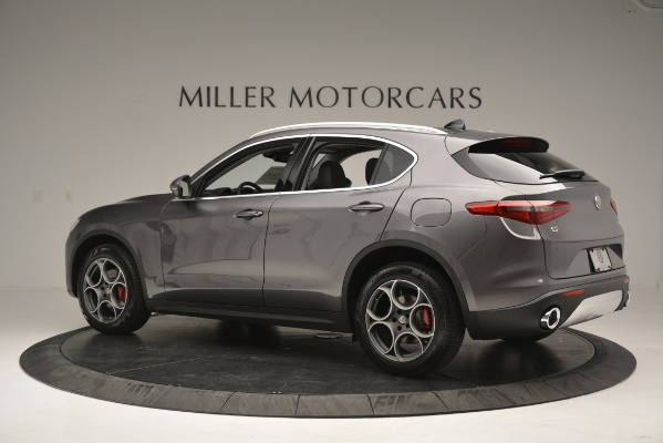New 2019 Alfa Romeo Stelvio Q4 for sale Sold at Pagani of Greenwich in Greenwich CT 06830 5