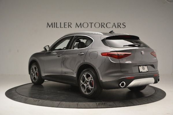 New 2019 Alfa Romeo Stelvio Q4 for sale Sold at Pagani of Greenwich in Greenwich CT 06830 6