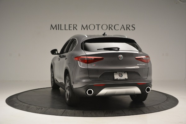 New 2019 Alfa Romeo Stelvio Q4 for sale Sold at Pagani of Greenwich in Greenwich CT 06830 7