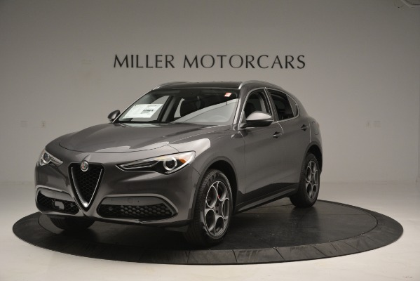 New 2019 Alfa Romeo Stelvio Q4 for sale Sold at Pagani of Greenwich in Greenwich CT 06830 1