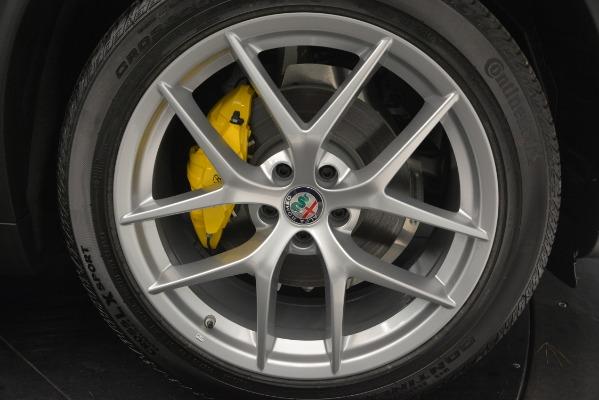 New 2019 Alfa Romeo Stelvio Q4 for sale Sold at Pagani of Greenwich in Greenwich CT 06830 25
