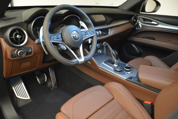 New 2019 Alfa Romeo Stelvio Sport Q4 for sale Sold at Pagani of Greenwich in Greenwich CT 06830 14
