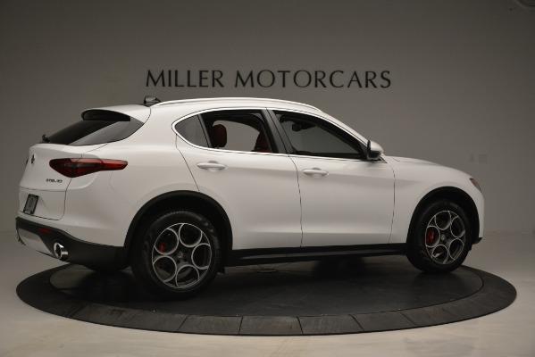 New 2019 Alfa Romeo Stelvio Q4 for sale Sold at Pagani of Greenwich in Greenwich CT 06830 8