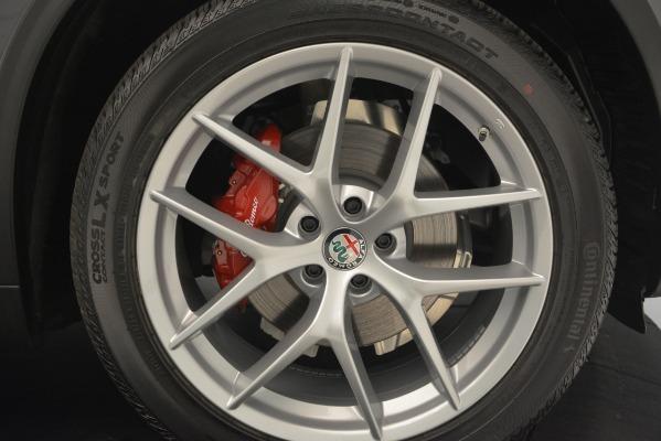 New 2019 Alfa Romeo Stelvio Sport Q4 for sale Sold at Pagani of Greenwich in Greenwich CT 06830 26