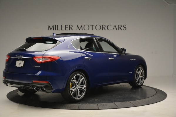 New 2019 Maserati Levante Q4 GranSport for sale $90,370 at Pagani of Greenwich in Greenwich CT 06830 11