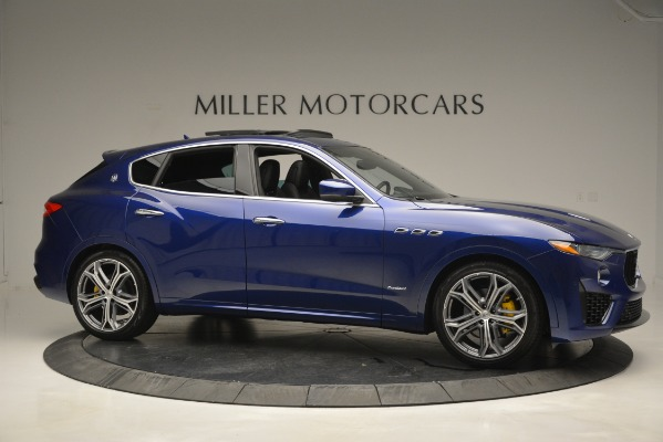 New 2019 Maserati Levante Q4 GranSport for sale $90,370 at Pagani of Greenwich in Greenwich CT 06830 14
