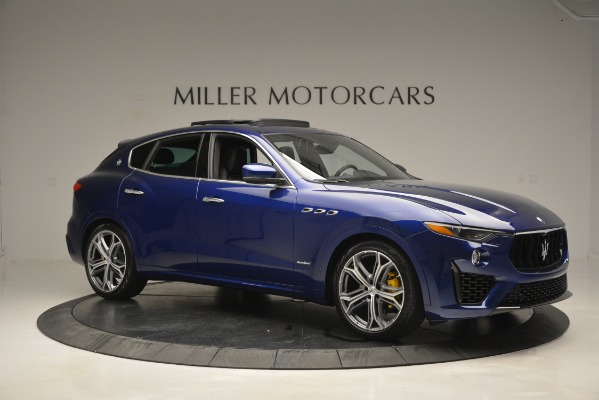 New 2019 Maserati Levante Q4 GranSport for sale $90,370 at Pagani of Greenwich in Greenwich CT 06830 15