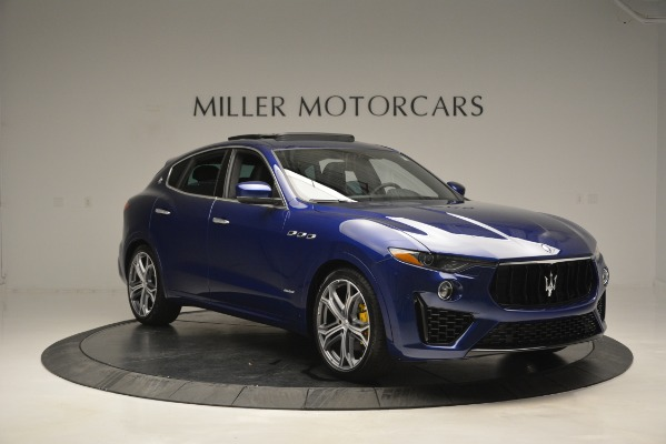 New 2019 Maserati Levante Q4 GranSport for sale $90,370 at Pagani of Greenwich in Greenwich CT 06830 16