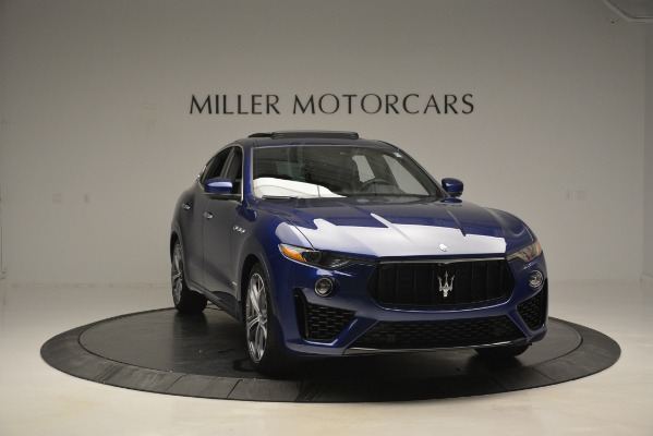 New 2019 Maserati Levante Q4 GranSport for sale $90,370 at Pagani of Greenwich in Greenwich CT 06830 17