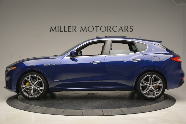 New 2019 Maserati Levante Q4 GranSport for sale $90,370 at Pagani of Greenwich in Greenwich CT 06830 4
