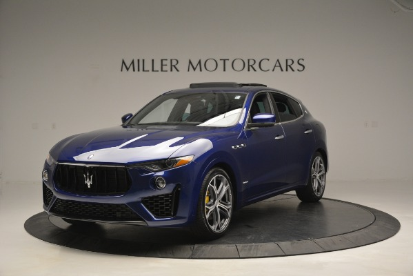 New 2019 Maserati Levante Q4 GranSport for sale $90,370 at Pagani of Greenwich in Greenwich CT 06830 1