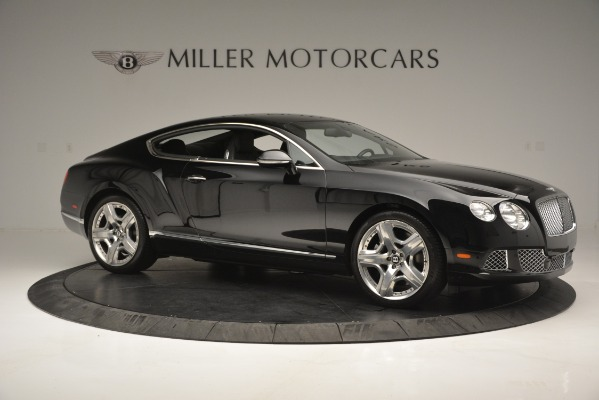 Used 2012 Bentley Continental GT W12 for sale Sold at Pagani of Greenwich in Greenwich CT 06830 11