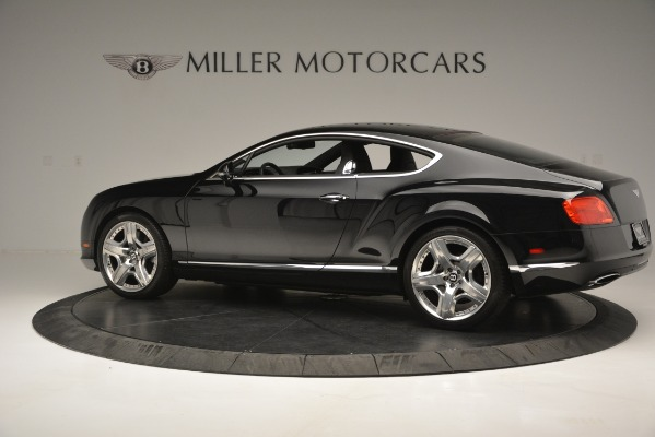 Used 2012 Bentley Continental GT W12 for sale Sold at Pagani of Greenwich in Greenwich CT 06830 4