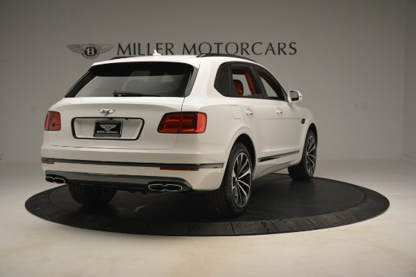 New 2019 Bentley Bentayga V8 for sale Sold at Pagani of Greenwich in Greenwich CT 06830 7