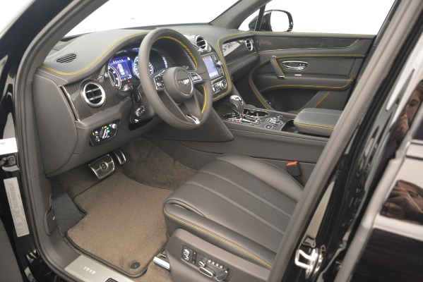 New 2019 Bentley Bentayga V8 for sale Sold at Pagani of Greenwich in Greenwich CT 06830 21