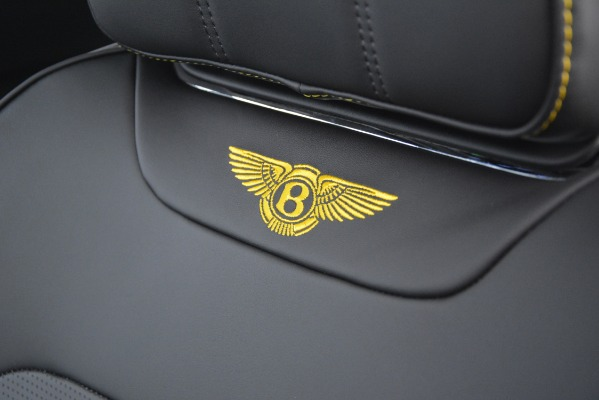 New 2019 Bentley Bentayga V8 for sale Sold at Pagani of Greenwich in Greenwich CT 06830 24
