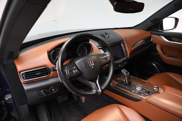 New 2019 Maserati Levante Q4 GranLusso for sale Sold at Pagani of Greenwich in Greenwich CT 06830 13
